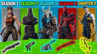 The *RANDOM* Fortnite Season Challenge
