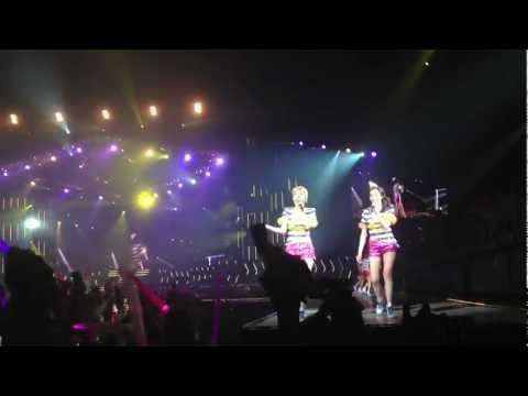 [Fancam] 20120212 Girls' Generation Tour in Bangkok 2012 – Naengmyun song cut By MaKiiMaYa 1080p