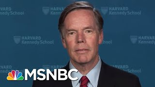 Amb. Burns: President Trump Looks 'Erratic' And 'Distracted' At G20 Summit | MTP Daily | MSNBC