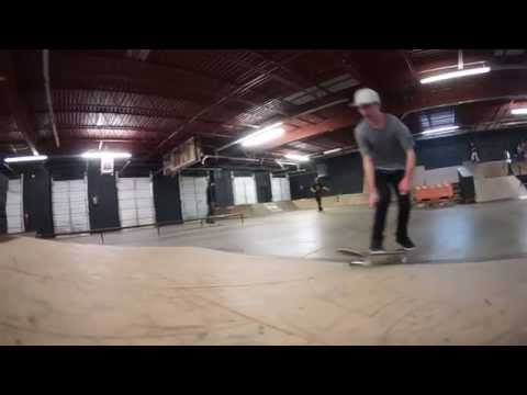 Perfect Tre Flip Late Kickflip! - Chris Parsons