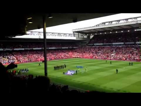 BARCLAYS PREMIER LEAGUE LIVERPOOL V QPR Season 2012/2013