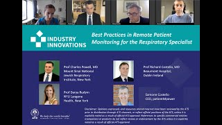 Best Practices in Remote Patient Monitoring