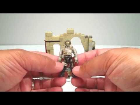 Mega Bloks Call Of Duty 06846 Desert Outpost Quick Review