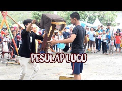 Sulap Keren dari Medan (Funny Magic)
