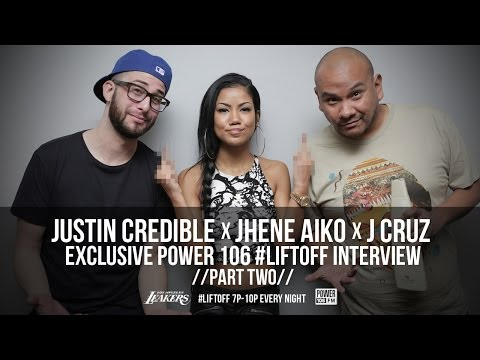 Jhené Aiko Plays Fortune Cookie Foreplay on The LIFTOFF
