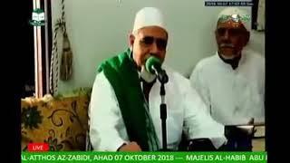 Download Lagu Habib Abubakar Tutup Semua Majelis Ta'limnya Gratis STAFABAND