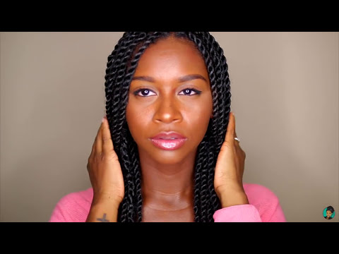 Senegalese Twists | HOW TO - Prep and Installation