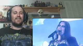 Nightwish - Storytime (Live Tampere) (Reaction)