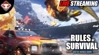 [LIVE] NGICIP UPDATE | Rules of Survival (PC GAMES)