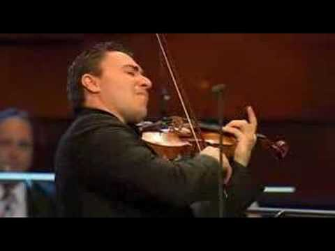 Mozart: Sinfonia concertante, Mvmt. 1b - Vengerov, Power