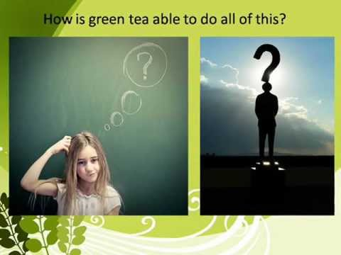 Benefits of Green Tea: They are More Real than You Think - Health Benefits of Green Tea