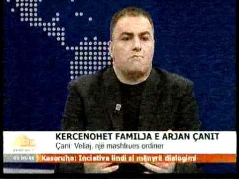 Arajn Cani tek ABC pas kercenimit.mp4