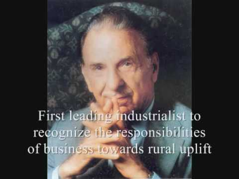 leadership qualities possessed by jrd tata It principally focuses on ratan tata's leadership of the tata group, from 1991 to 2012 tata group history, the first section of the case, traces.
