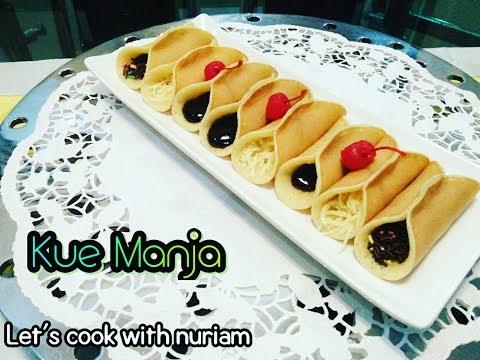 Resep Kue Manja Super Gampang Dan Enak KEKINIAN!!!