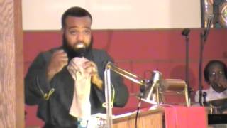 Sermon: A Wedding at Cana - Rev Omar Buchanan, Mt Zion BC DC