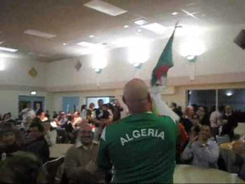 Les Algeriens San Francisco Samir Toumi Part 01 Fennecs Qualification cup du monde 2010