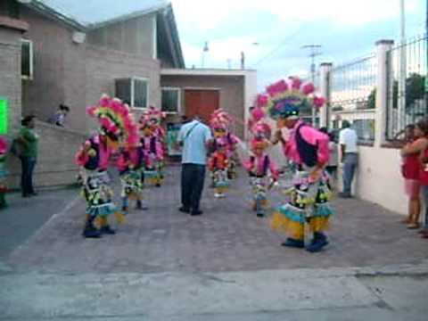 Matachines Danza Santa Cruz De Nuevo Laredo