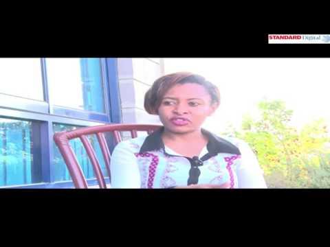 CELEBRITY CHAPTER: Mashirima Kapombe, KTN News Anchor