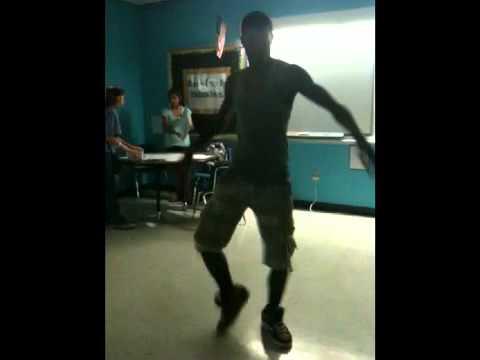 Badass dubstep dance