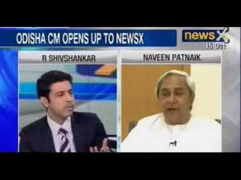 NewsX : 'People are uncomfortable of Modi becoming Prime Minister', says Naveen Patnaik