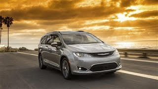 2017 Chrysler Pacifica Limited: Why Minivans Rock