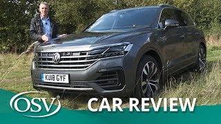 Volkswagen Touareg 2019 can it challenge its luxury rivals?