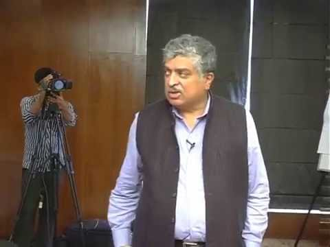 Nandan Nilekani at CCOF meet