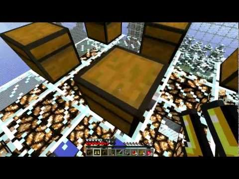 Minecraft Juegos Del Hambre HD - ¡Rincon de los COFRES! =D