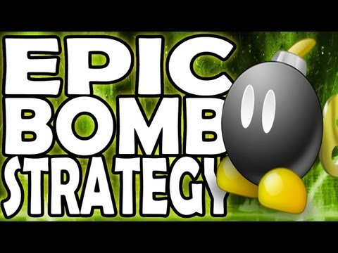 MW3 Tips and Tricks - Bomb Strategies on Carbon (Modern Warfare 3)