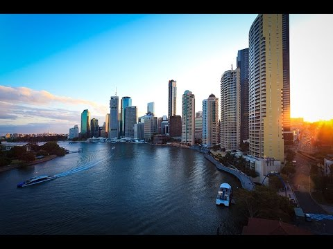 Brisbane Gets Ready For G20 Summit 2014