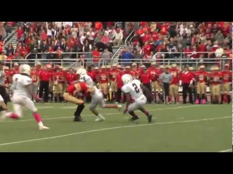 Bergen Catholic vs Don Bosco- Oct. 27, 2012