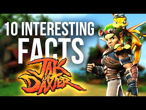 10 Interesting Facts About The Jak and Daxter Series