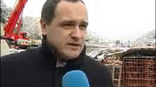 Top crane has in them tasques d'subsidizing of desenrunament (Two Valires, La Massana)