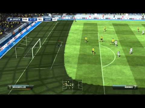 Fifa 13 Demo (cały Mecz)