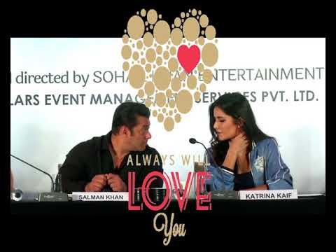 Salman & Katrina Sharing Coffee ***Again and Again***