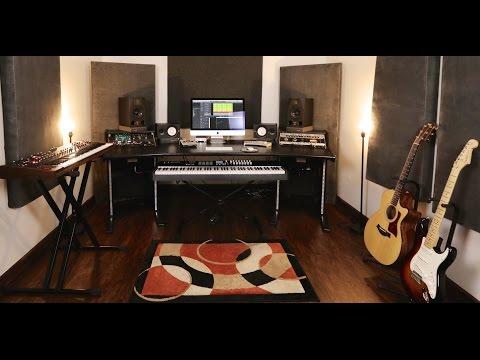 Mi Setup De Studio 2017 - Abel Mendoza