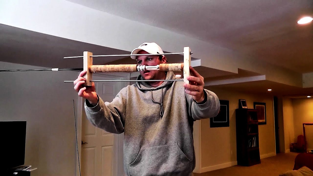 Fishing Rod Building Custom Cork Handles How To Youtube