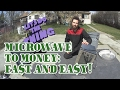 Scrapping a Microwave FAST and SAFE! - Make More Money In Less Time!