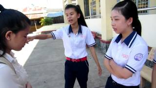 Bạo Lực Học Đường 12A2 (2014-2015) Team 3 - THPT Châu Thành A (TV3)
