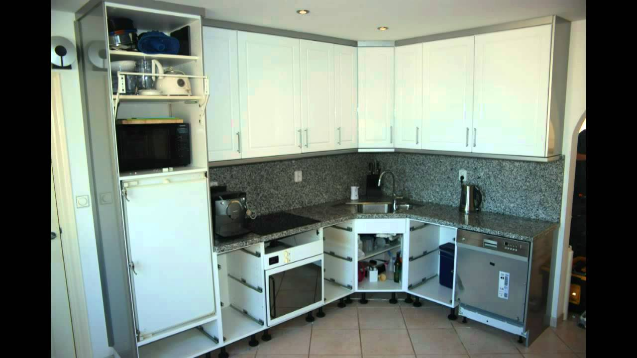 Keuken Decoratie Folie : Keuken plakken – YouTube