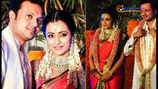 Trisha Too Happy With More Films Signed After Engagement