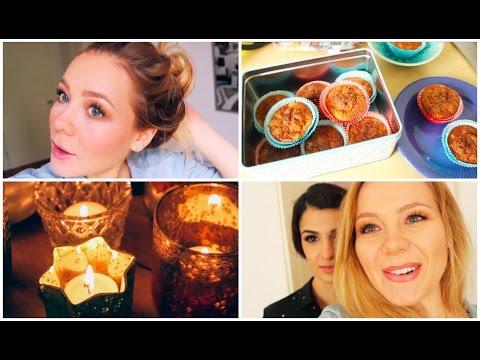 Wochenvlog | Boyfriend Time, Uni Und Das Perfekte Dinner? video