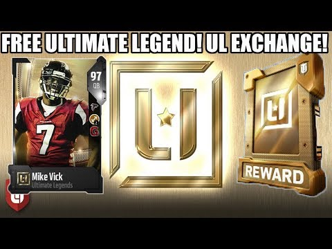 HOW TO GET A FREE 97 OVERALL ULTIMATE LEGEND! ULTIMATE LEGEND EXCHANGE OPENING!