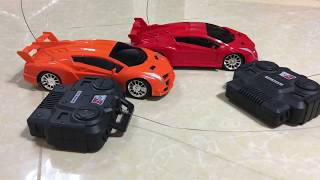 Toy Unboxing Cars Remote Control Car Toy Super Racing | Super Sports RC Car Series High Powered