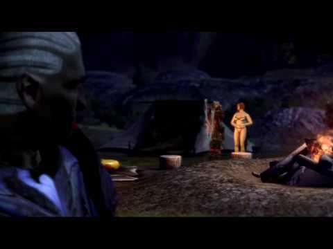 Dragon Age: Origins - Leliana's Song (Naked)