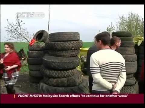 Three Pro-Russians, two attackers killed near Slavyansk