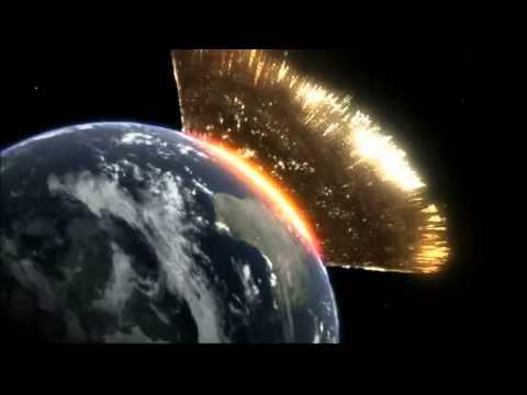 CGI Asteroid Impact HD