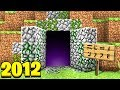 After 7 Years... I found the SECRET Minecraft World... thumbnail