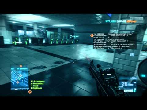 Battlefield 3 (Open Beta) - Gameplay Comentado HD // Parte do Metrô e da Cidade