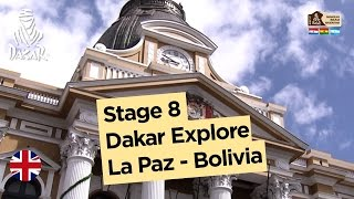 Stage 8 - Dakar Explore - Dakar 2017